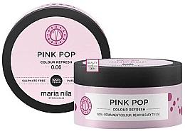 Düfte, Parfümerie und Kosmetik Pflegende Tönungsmaske ohne permanente Farbpigmente - Maria Shaun Colour Refresh Mask