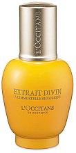 Düfte, Parfümerie und Kosmetik Anti-Aging pflegendes Augenserum - L'Occitane Immortelle Divine Extract Ultimate Youth Serum