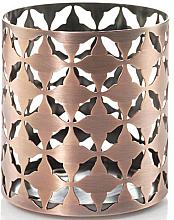 Düfte, Parfümerie und Kosmetik Votivkerzenhalter - Yankee Candle Moroccan Copper Jar Holder