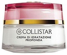 Düfte, Parfümerie und Kosmetik Tief feuchtigkeitsspendende Gesichtscreme für alle Hauttypen - Collistar Deep Moisturizing Cream