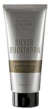 Düfte, Parfümerie und Kosmetik 2in1 Shampoo und Duschgel mit Sanddorn-Extrakt - Scottish Fine Soaps Silver Buckthorn Hair & Body Wash