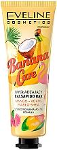 Düfte, Parfümerie und Kosmetik Glättende Handcreme mit Mango, Kokos und Sheabutter - Eveline Cosmetics Banana Care