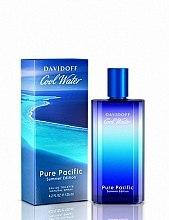 Düfte, Parfümerie und Kosmetik Davidoff Cool Water Pure Pacific Man - Eau de Toilette