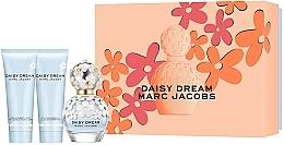 Düfte, Parfümerie und Kosmetik Marc Jacobs Daisy Dream - Duftset (Eau de Toilette 50ml + Körperlotion 75ml + Duschgel 75ml)