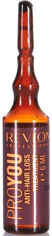 Ampullen gegen Haarausfall - Revlon Professional Pro You Anti-Hair Loss Treatment — Bild N4