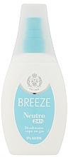 Düfte, Parfümerie und Kosmetik Breeze Deo Spray Neutro 24h Vapo - Deospray für den Körper