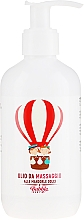 Düfte, Parfümerie und Kosmetik Baby Massageöl mit Bio Mandelöl - Bubble&CO