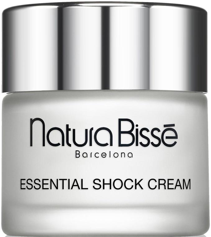 Stärkende Gesichtscreme für sehr trockene Haut mit Isoflavonen - Natura Bisse Essential Shock Cream+ isoflavones — Bild N1