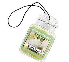 """Düfte, Parfümerie und Kosmetik Auto-Lufterfrischer """"Vanilla Lime"""" - Yankee Candle Vanilla Lime Car Jar Ultimate"""