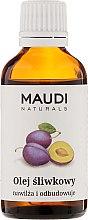 Düfte, Parfümerie und Kosmetik Feuchtigkeitsspendendes Öl mit Pflaume - Maudi