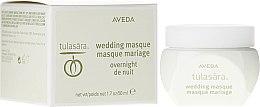 Düfte, Parfümerie und Kosmetik Nachtgesichtsmaske mit Honig - Aveda Tulasara Wedding Masque