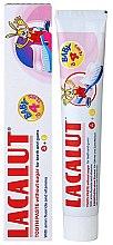 Düfte, Parfümerie und Kosmetik Kinderzahnpasta mit Himbeergeschmack 0-4 Jahre - Lacalut Baby Toothpaste