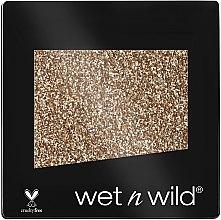Düfte, Parfümerie und Kosmetik Kompakter Lidschatten - Wet N Wild Color Icon Single Glitter