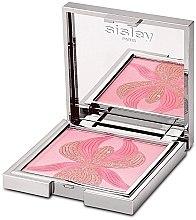 2in1 Highlighter- und Rougepalette - Sisley L'orchidee Rose — Bild N1