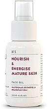 Düfte, Parfümerie und Kosmetik Nährende und energiespendende Gesichtsöl für reife Haut - You & Oil Nourish & Energise Mature Skin Face Oil