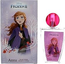Düfte, Parfümerie und Kosmetik Disney Frozen II Anna - Eau de Toilette