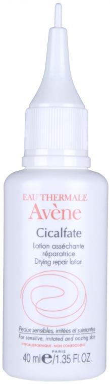 Beruhigende und regenerierende Gesichtslotion für empfindliche und gereizte Haut - Avene Cuivre-Zinc Cicalfate Repair Lotion — Bild N2