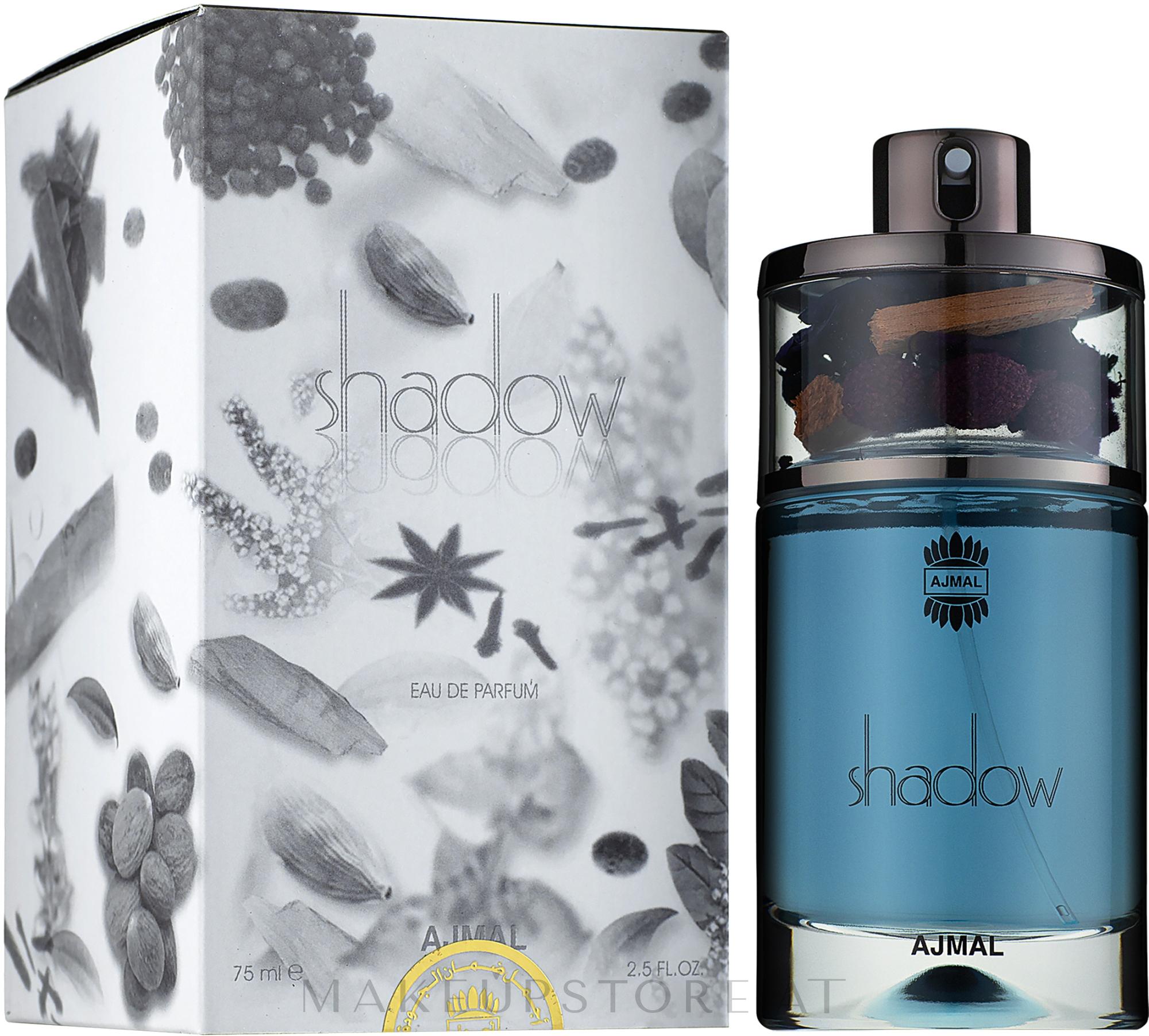 Ajmal Shadow Grey For Him - Eau de Parfum — Bild 75 ml