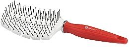 Düfte, Parfümerie und Kosmetik Haarbürste - Upgrade Ventilated Detangling Brush Wind Brush Wet