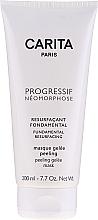 Düfte, Parfümerie und Kosmetik Gel-Maske für das Gesicht mit Peelingeffekt - Carita Progressif Neomorphose Fundamental Resurfacing Gel Peeling Mask