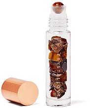 Düfte, Parfümerie und Kosmetik Roll-on mit Kristallen Tigerauge 10ml - Crystallove
