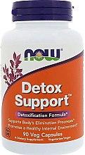 Düfte, Parfümerie und Kosmetik Nahrungsergänzungsmittel Detox Support - Now Foods Detox Support