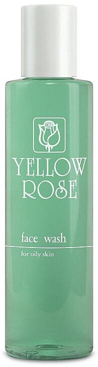 Żel oczyszczający do twarzy z propolisem - Yellow Rose Face Wash For Oily Skin
