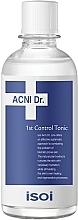 Düfte, Parfümerie und Kosmetik Gesichtstonikum mit Schnallenfarn und Dodder-Samen gegen Akne - Isoi Acni Dr. 1st Control Tonic