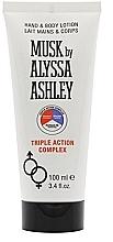 Alyssa Ashley Musk Triple Action - Hand- und Körperlotion — Bild N4
