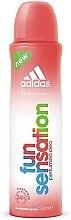 Düfte, Parfümerie und Kosmetik Adidas Fun Sensations - Deodorant