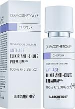 Düfte, Parfümerie und Kosmetik Zellaktives Anti-Aging Kopfhautpflege-Elixier gegen Haarausfall und zum Wachstum - La Biosthetique Dermosthetique Elixir Anti-Chute Premium