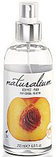 Düfte, Parfümerie und Kosmetik Köperspray mit Pfirsichduft - Naturalium Body Mist Peach