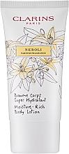 Düfte, Parfümerie und Kosmetik Feuchtigkeitsspendende Körperlotion mit Neroli-Duft - Clarins Moisture-Rich Body Lotion Neroli