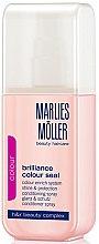 Düfte, Parfümerie und Kosmetik Pflegendes Hitzeschutzspray mit natürlichem Reisextrakt - Marlies Moller Brilliance Colour Seal