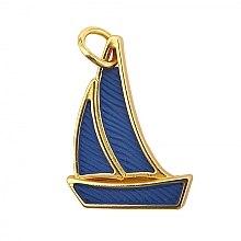 Düfte, Parfümerie und Kosmetik Dekorativer Anhänger für das Auto - Yankee Candle Sailboat Charming Scents Charm