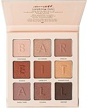 Düfte, Parfümerie und Kosmetik Lidschatten-Palette - Barry M Eyeshadow Palette Bare It All