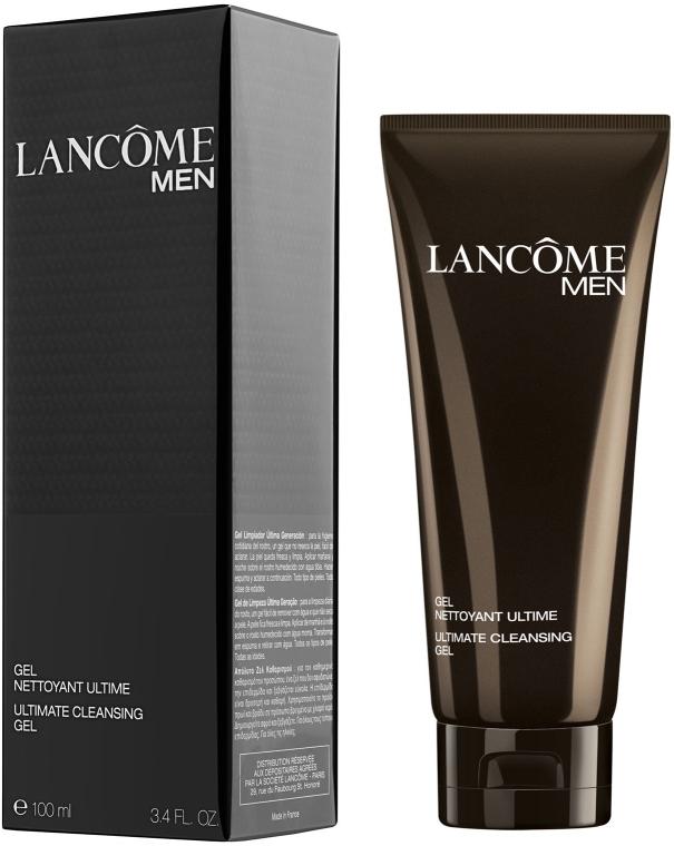 Herren Gesichtsreinigungsgel - Lancome Men Ultimate Cleansing Gel — Bild N1