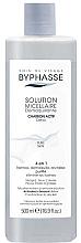 Düfte, Parfümerie und Kosmetik Mizellen-Reinigungswasser mit Aktivkohle für fettige und Mischhaut - Byphasse Micellar Make-Up Remover Solution With Activated Charcoal