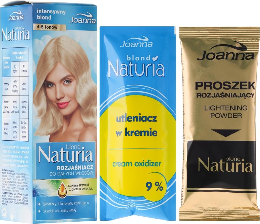 Haarbleichmittel - Joanna Hair Naturia Blond