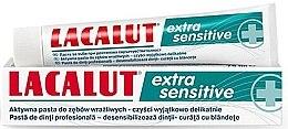 Düfte, Parfümerie und Kosmetik Aktive Zahnpasta für sehr empfindliche Zähne - Lacalut