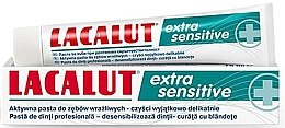 Düfte, Parfümerie und Kosmetik Zahnpasta Extra Sensitive - Lacalut