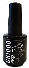 Düfte, Parfümerie und Kosmetik Hybrid-Nagelüberlack - Chiodo Pro No Wipe Top Coat