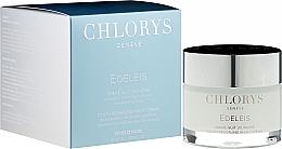 Düfte, Parfümerie und Kosmetik Verjüngende Nachtcreme - Chlorys Edeleis Youth-Revealing Night Cream