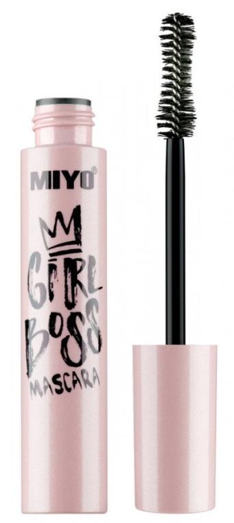 Wimperntusche - Miyo Girl Boss Mascara