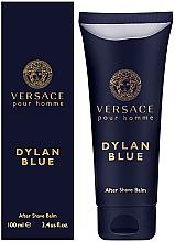 Düfte, Parfümerie und Kosmetik Versace Pour Homme Dylan Blue - After Shave Balsam