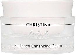Düfte, Parfümerie und Kosmetik Anti-Falten Gesichtscreme - Christina Wish Radiance Enhancing Cream