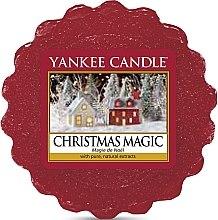 Düfte, Parfümerie und Kosmetik Tart-Duftwachs Christmas Magic - Yankee Candle Christmas Magic Tarts Wax Melts