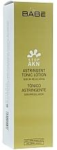 Gesichtstonikum-Lotion zur Porenverengung - Babe Laboratorios Astringent Tonic Lotion — Bild N1