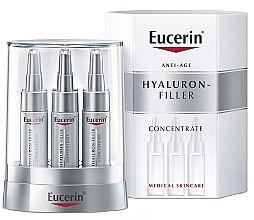 Düfte, Parfümerie und Kosmetik Hyaluron-Filler Ampullen - Eucerin Hyaluron-Filler Concentrate Gegen Falten