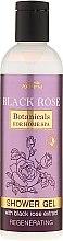 Düfte, Parfümerie und Kosmetik Regenerierendes Creme-Duschgel mit Schwarzrosenextrakt - Joanna Botanicals Creamy Shower Gel With Black Rose Extract